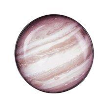 """Cosmic Diner 10.2"""" Jupiter Porcelain Plate"""