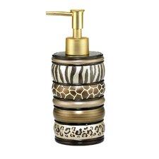 Safari Stripe Soap Dispenser
