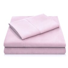 Brushed Microfiber Bed Sheet Set