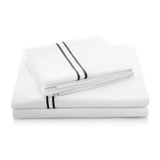 Hotel 200 Thread Count Percale Bed Sheet Set