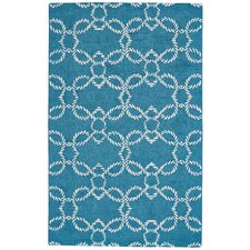 Lonni Hand-Tufted Pacific Area Rug