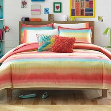 Electric Beach 180 Thread Count Sheet Set