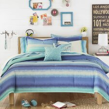 Electric Beach Comforter Collection