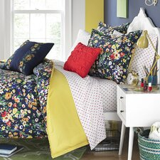 Folksy Floral Comforter Collection