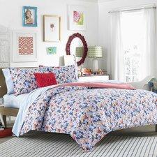Floral Frenzy Comforter Set