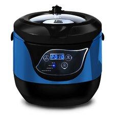 5.5-Quart Digital Non-Stick Low Pressure Cooker