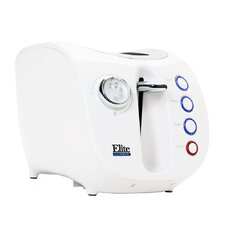 Cuisine 2-Slice Cool Touch Toaster with Illuminated Buttons