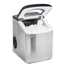 "Mr. Freeze 13"" W 26 lb. Portable Ice Maker"