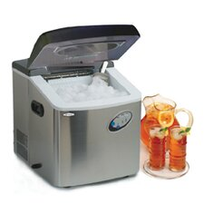"Mr. Freeze 17"" W 35 lb. Portable Ice Maker"