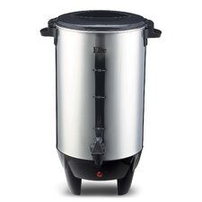 Cuisine Stainless Steel 30 Cup Coffee Maker