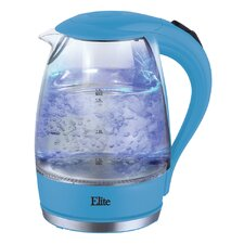 1.8-Quart Cordless Glass Kettle