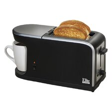 Cuisine 2-in-1 Dual Function Breakfast Station