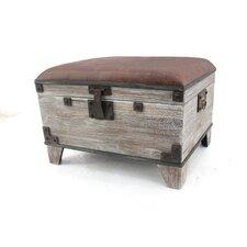 Wood Ottoman