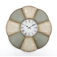 "Oversized 30"" Metal Wall Clock (Set of 8)"
