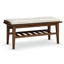 Currents Collection Bench With Pad