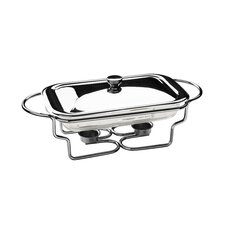 Food Warmer with Marinex Glass Dish