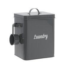 Waschmittelbehälter Marlo in Grau