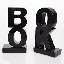 High Gloss Bookends (Set of 2)