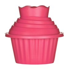 Giant 3 Piece Silicone Cupcake Set