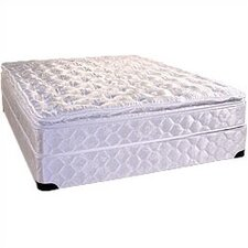 Dutchess Softside Deep Fill Waterbed Mattress and Foundation