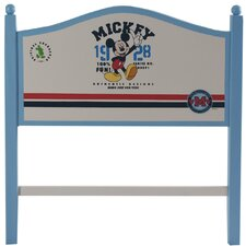 Mickey Wrought Iron Headboard