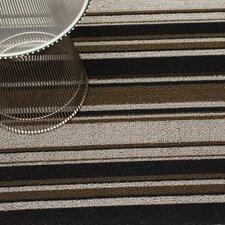 Luxe Striped Floor Mat