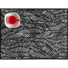 Pressed Drift Rectangle Placemat