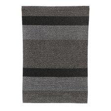 Bold Stripe Shag Floor Mat