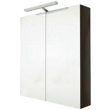 Austen 60cm x 70cm Surface Mount Mirror Cabinet