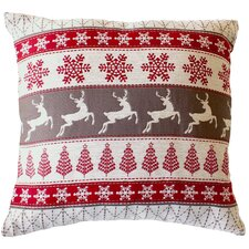 Scandi Deer Decorative Cushion