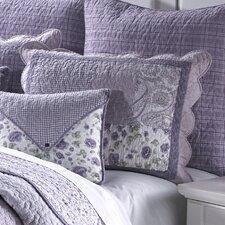 Lavender Rose Cotton Standard Sham