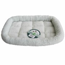 Premium Synthetic Sheepskin Handy Bed