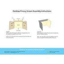 Desktop Privacy Screen (Set of 24)