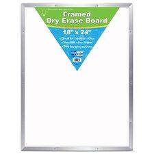 Framed Dry Erase Whiteboard