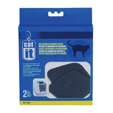 Catit Carbon Replacement Filter for 50700/50701 (Set of 2)