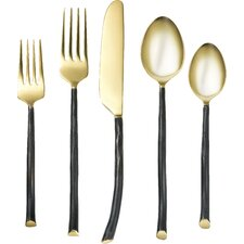Indira 20 Piece Flatware Set