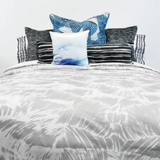 Cielo Loteria Check Embroidered 400 Thread Count California King Sheet Set