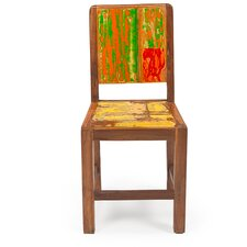 Sargasso Reclaimed Wood Side Chair