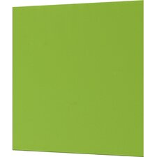 Impact Lime 75cm x 60cm Glass Tile in Lime
