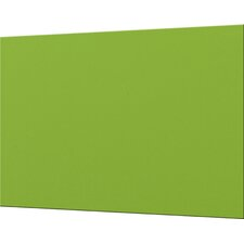 Impact Lime 75cm x 90cm Glass Tile in Lime