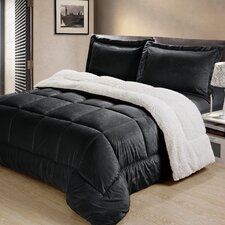 Baffle Box Comforter Set