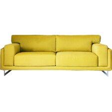 3-Sitzer Einzelsofa Olive