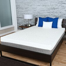 "Embrace 10"" Gel Memory Foam Mattress"