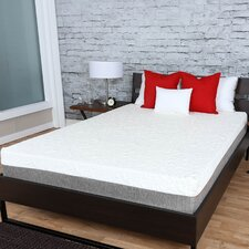 "Embrace 12"" Gel Memory Foam Mattress"