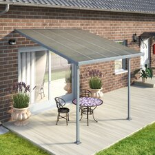 Feria™ 10 ft. H x 10 ft. W x 10 ft. D Patio Cover Awning