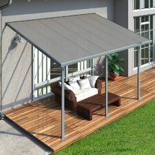 Feria™ 10 ft. H x 14 ft. W x 10 ft. D Patio Cover Awning
