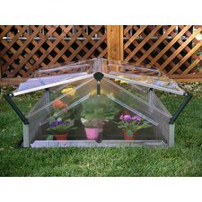 3.5 Ft. W x 3.5 Ft. D Cold Frame Greenhouse