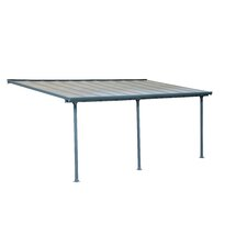 Feria™ 10 ft. H x 20 ft. W x 10 ft. D Patio Cover Awning