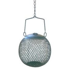 Seed Ball Bird Feeder in Green