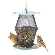 Mixed Seed Two Tier Lantern Bird Feeder